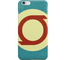 Vintage Nautical Flag iPhone Case/Skin