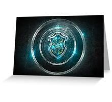 Axtelera Ray - Shield of Ardone  Greeting Card