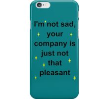 truth about you iPhone Case/Skin