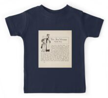Mrs Leicester's School Charles & Mary Lamb with Minifred Green 18xx 0170 The Sea Voyage Kids Tee
