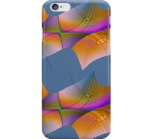 Seashells and Waves  iPhone Case/Skin