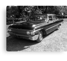 Galaxie 3 Canvas Print