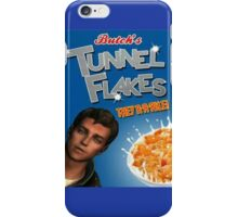 Butch's tunnel flakes iPhone Case/Skin