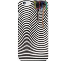 UNrainbowZebraswaG1 iPhone Case/Skin