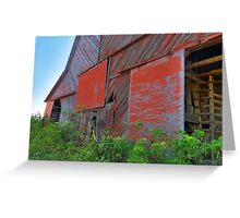 Hargrove's  Barn Greeting Card
