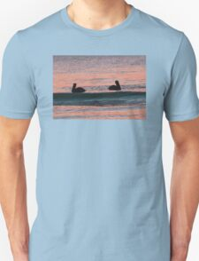 Pelican Art - Ocean Lovers  T-Shirt