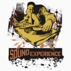 The Sound Experience T-Shirt by jay007