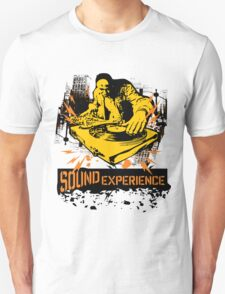 The Sound Experience T-Shirt T-Shirt