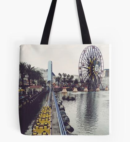california screamin' Tote Bag