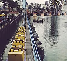 california screamin' by mickiemouse