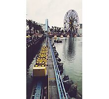 california screamin' Photographic Print