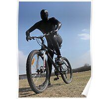 Zentai Bike Rider II Poster
