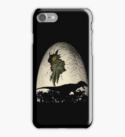 A nightmare is born. iPhone Case/Skin