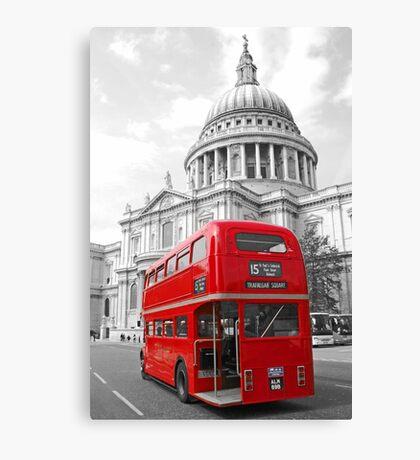Timeless London Canvas Print