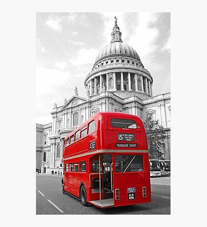 Timeless London Photographic Print
