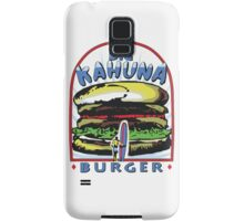 Big Kahuna Burger t-shirt (Pulp Fiction, Tarantino, Bad Motherf**ker) Samsung Galaxy Case/Skin