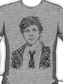 Cera's Face of Type T-Shirt