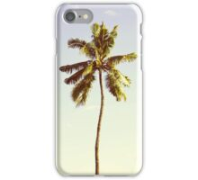 Relaxing Palm Tree iPhone Case/Skin