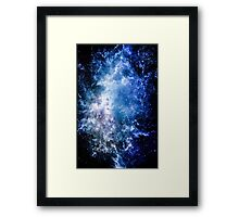 Into The Galaxy (Lost) Framed Print