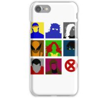 X-Men UNITE!! iPhone Case/Skin