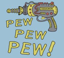 Pew Pew Pew Kids Clothes