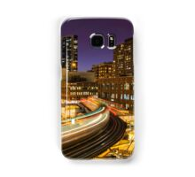 "The ""L"" train at the Loop Samsung Galaxy Case/Skin"