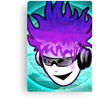 Music Makes YOU FEEL COOL!  Canvas Print