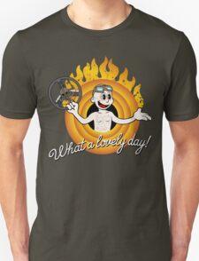 That's Nux, folks! Unisex T-Shirt