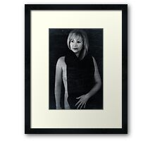 Hold You In Framed Print