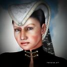 Queen Mum by Andrea Maréchal
