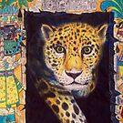 Mayan Jaguar by Jedro