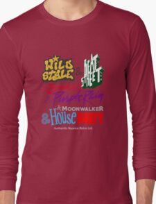 And...Retro Forever Fresh 1984 Long Sleeve T-Shirt