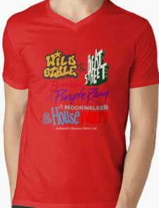 And...Retro Forever Fresh 1984 Mens V-Neck T-Shirt