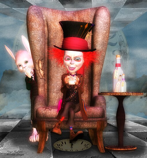 Mad As A Hatter  by Moonlake