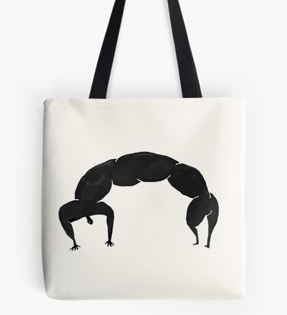 The Twist Tote Bag