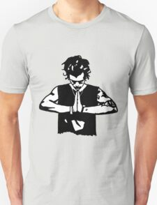 Harry Styles Silhouette Drawing  T-Shirt
