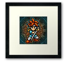 Chrono Framed Print