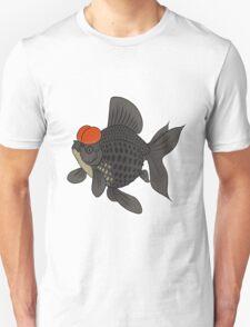 Fancy Goldfish - Crown Pearlscale Unisex T-Shirt