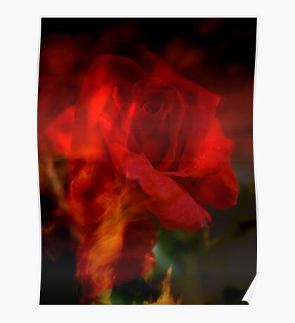 Fire in my Soul. Poster