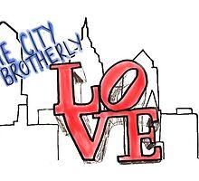 City of Brotherly Love by devon rushton