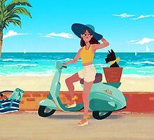 Summer Days by cruzilla