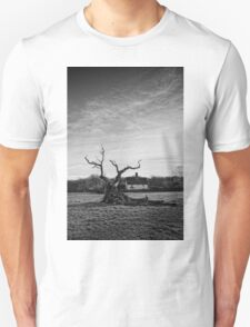 Cottage in the Forest Unisex T-Shirt