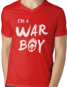 War Boy Mens V-Neck T-Shirt