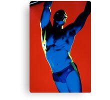 Marvel Men 05 Canvas Print