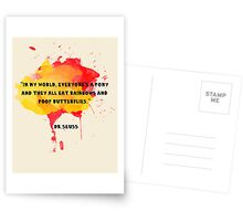 Funny Quote Postcards