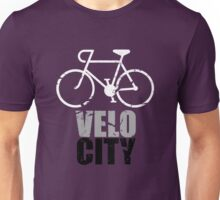 VeloCity Version 4 Extra Urban Cycle Unisex T-Shirt