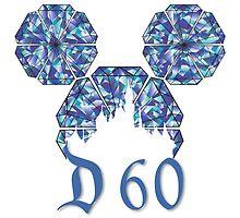 Disneyland 60-Castle by AngieBee