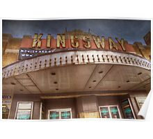 Kingsway Theatre Poster