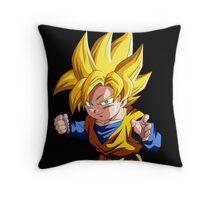 Goten DBZ Throw Pillow
