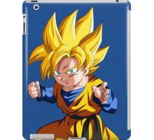 Goten DBZ iPad Case/Skin